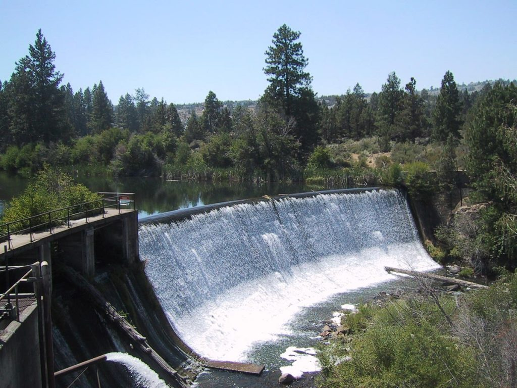 North Canal Fish Ladder